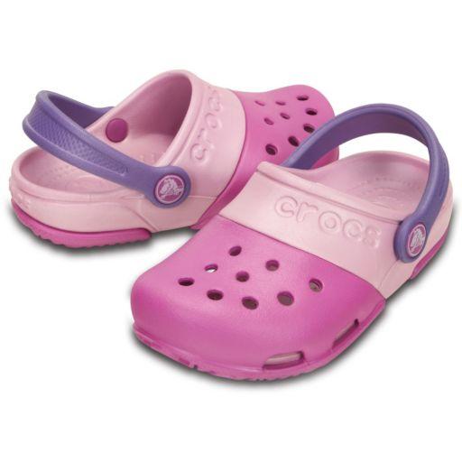 Crocs Electro II Kids' Clogs