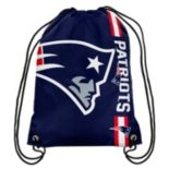 New England Patriots Drawstring Backpack