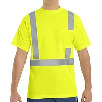 Men's Red Kap Hi-Visibility Tee