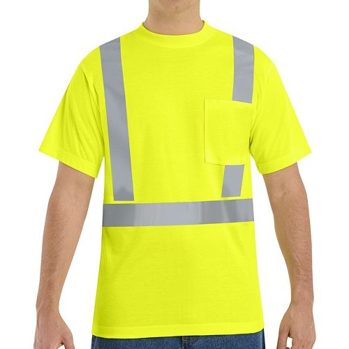 Men's Red Kap Hi-Visibility Tee