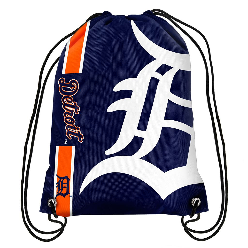 Detroit Tigers Drawstring Backpack