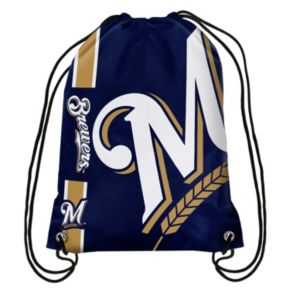 Milwaukee Brewers Drawstring Backpack