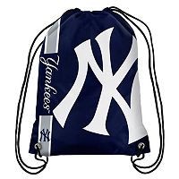New York Yankees Drawstring Backpack