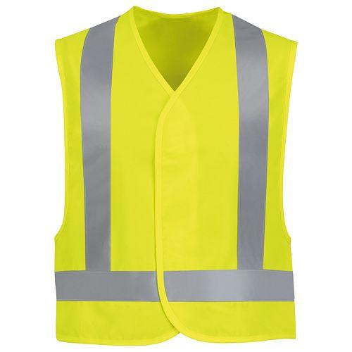 Men's Red Kap Hi-Visibility Safety Vest