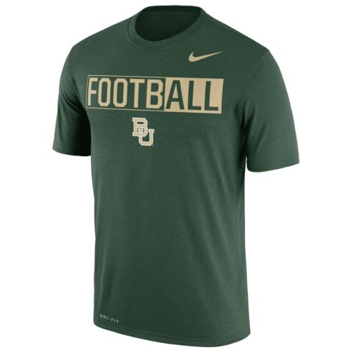 Men's Nike Baylor Bears Dri-FIT Football Tee