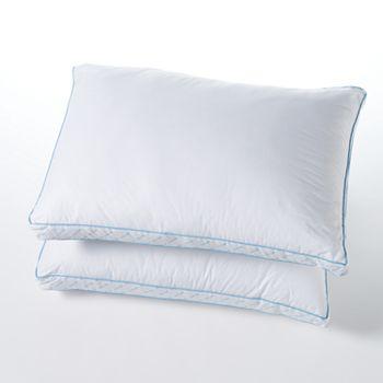 Beautyrest Neverflat 2 Pk Extra Firm Pillows