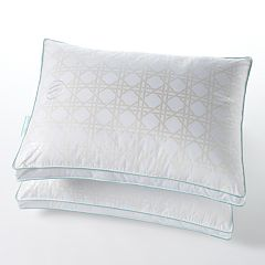 Waverly 2 pkCrisscross Gusseted Pillows