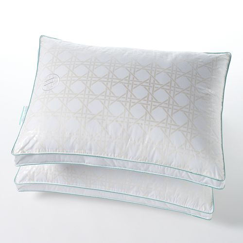 Waverly 2-pk. Crisscross Gusseted Pillows