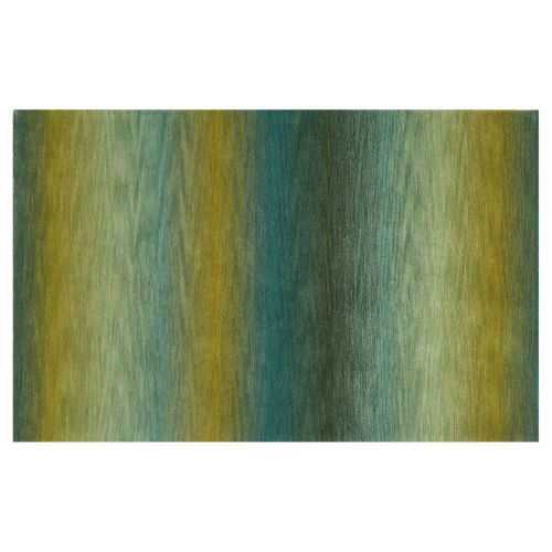 Trans Ocean Imports Liora Manne Ombre Stripes Wool Rug