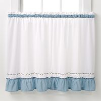 CHF Jayden 2-pk. Tier Curtains
