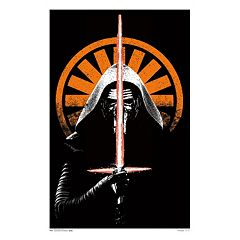 Star Wars: Episode VII The Force Awakens Kylo Ren Poster by Art.com