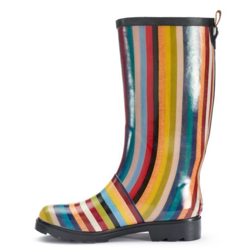 Chooka Women's Waterproof Rain Boots