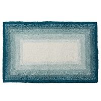 SONOMA Goods for Life™ Ombre Border Reversible Bath Rug