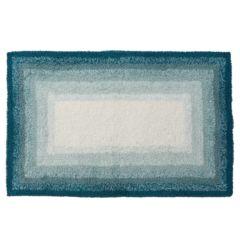 aqua bath rugs - rugs ideas