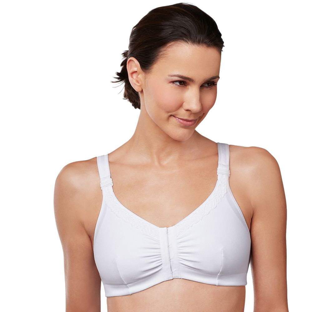 7797a7875d47a Amoena Bra  Hannah Front-Closure Wire-Free Bra 2160 - Women s