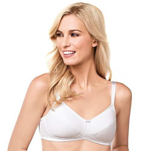 Amoena Bra  Ruth Cotton Soft Cup Wire-Free Bra 2873 - Women s 5b018c907