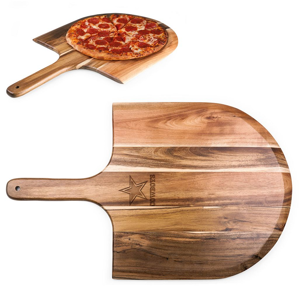 Picnic Time Dallas Cowboys Pizza Peel