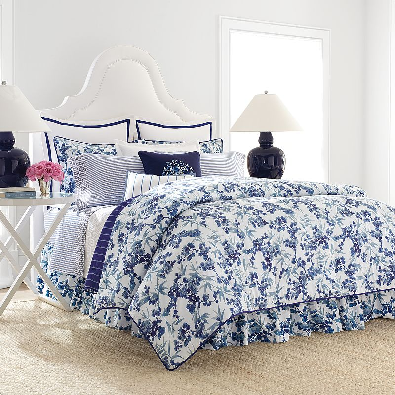 Chaps Floral Print Polyester Bedding Kohl S
