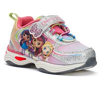 Little Charmers Toddler Girls' Light-Up Sneakers