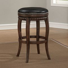 American Heritage Billiards Alonza Swivel Bar Stool