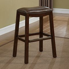 American Heritage Billiards Austin Counter Stool