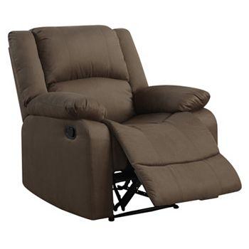 Relax A Lounger Warren Reclining Chair + $30 Kohls Cash