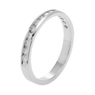 14k Gold 1/3 Carat T.W. Diamond Anniversary Ring