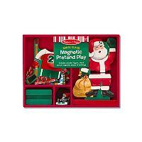 Melissa & Doug Santa Claus Magnetic Dress-Up Set