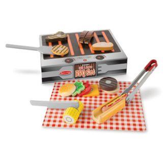 Melissa & Doug Grill & Serve BBQ Set