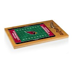 Picnic Time Arizona Cardinals Cutting Board Serving Tray