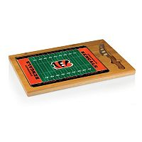 Picnic Time Cincinnati Bengals Cutting Board Serving Tray