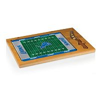 Picnic Time Detroit Lions Cutting Board Serving Tray