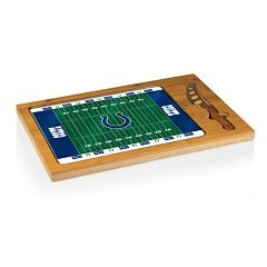 Picnic Time Indianapolis Colts Cutting Board Serving Tray