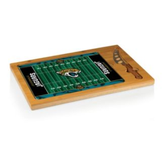 Picnic Time Jacksonville Jaguars Cutting Board Serving Tray