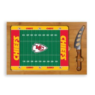 Picnic Time Kansas City Chiefs Cutting Board Serving Tray