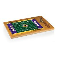 Picnic Time Minnesota Vikings Cutting Board Serving Tray