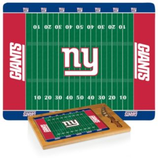 Picnic Time New York Giants Cutting Board Serving Tray