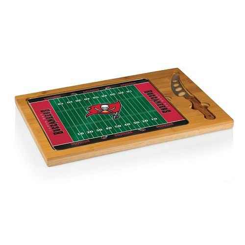 Picnic Time Tampa Bay Buccaneers Cutting Board Serving Tray