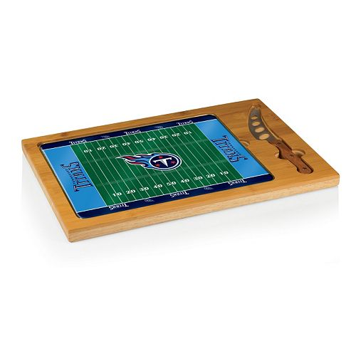 Picnic Time Tennessee Titans Cutting Board Serving Tray