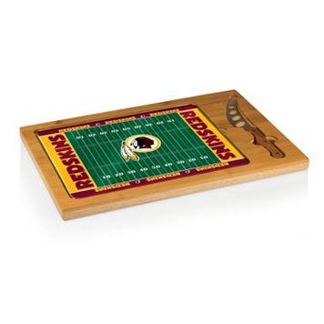 Picnic Time Washington Redskins Cutting Board Serving Tray