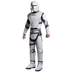 Star Wars: Episode VII The Force Awakens Flame Trooper Adult Plus Costume