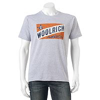 Men's Woolrich Modern-Fit Logo Graphic Tee