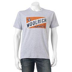 Men's Woolrich Modern-Fit Logo Graphic Tee