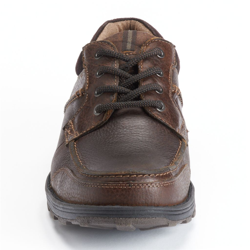 Chaps Branson Men's Casual Leather Oxford Shoes
