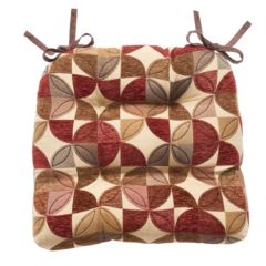 Chairs Pads indoor chair pads & cushions - decorative pillows & chair pads
