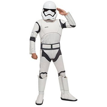 Star Wars: Episode VII The Force Awakens Stormtrooper Kids Costume