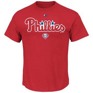 Men's Majestic Philadelphia Phillies Series Sweep Tee