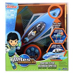 Disney's Miles from Tomorrowland Remote Control Photon Flyer