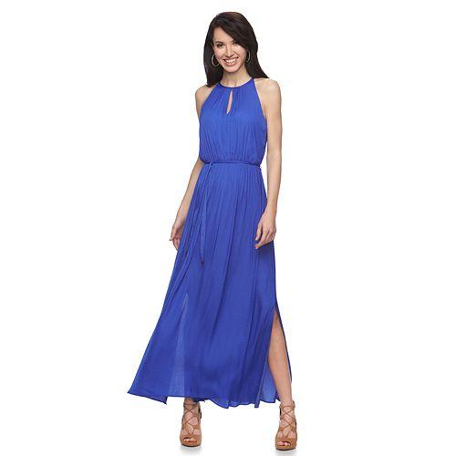Women's Jennifer Lopez Maxi Dress