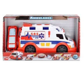 Dickie Toys Action Series 13-in. Ambulance